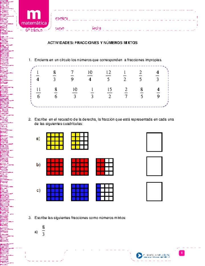 como transformar pdf a wordnsformar fracciones impropias