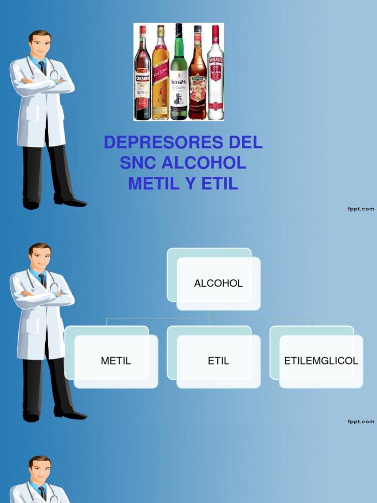 depresores del sistema nervioso central pdf