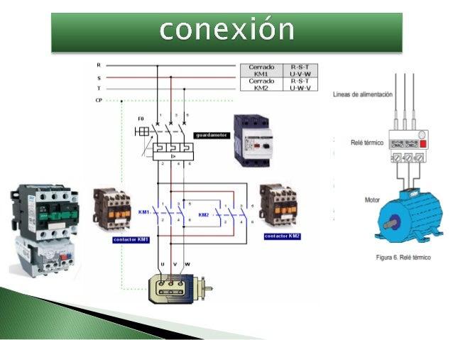 conexion de contactores electricos pdf
