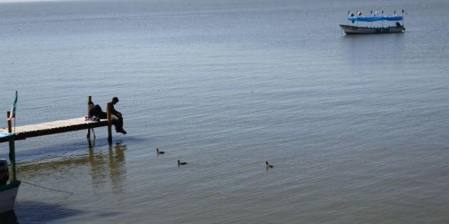 condiciones de reduccion en un lago