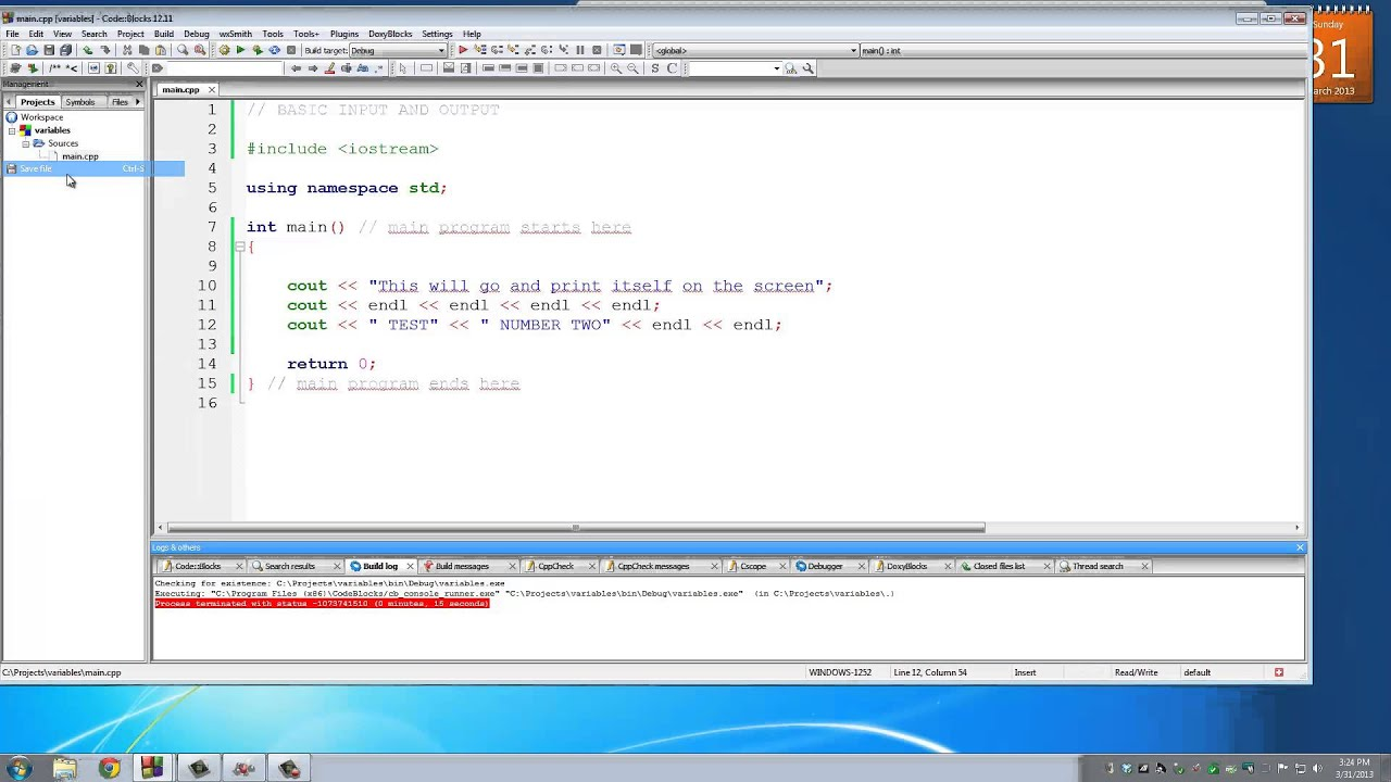 c++ programs with output pdf