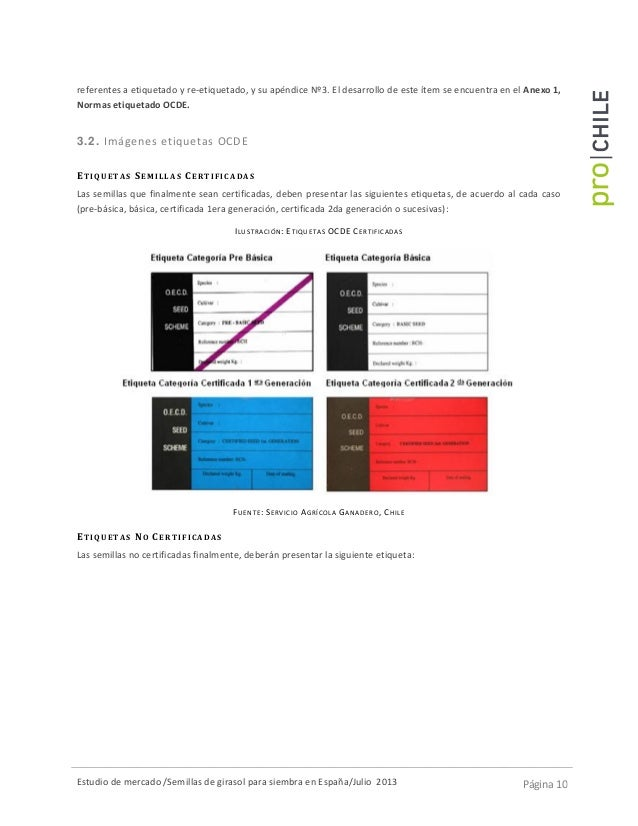 certificacion varietal de semillas pdf