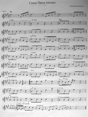 chile adentro bordemar violin 1 pdf