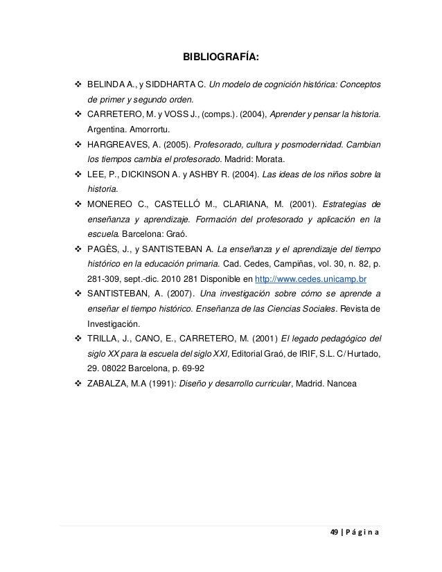 conceptos de primer y segundo orden historia pdf carretero