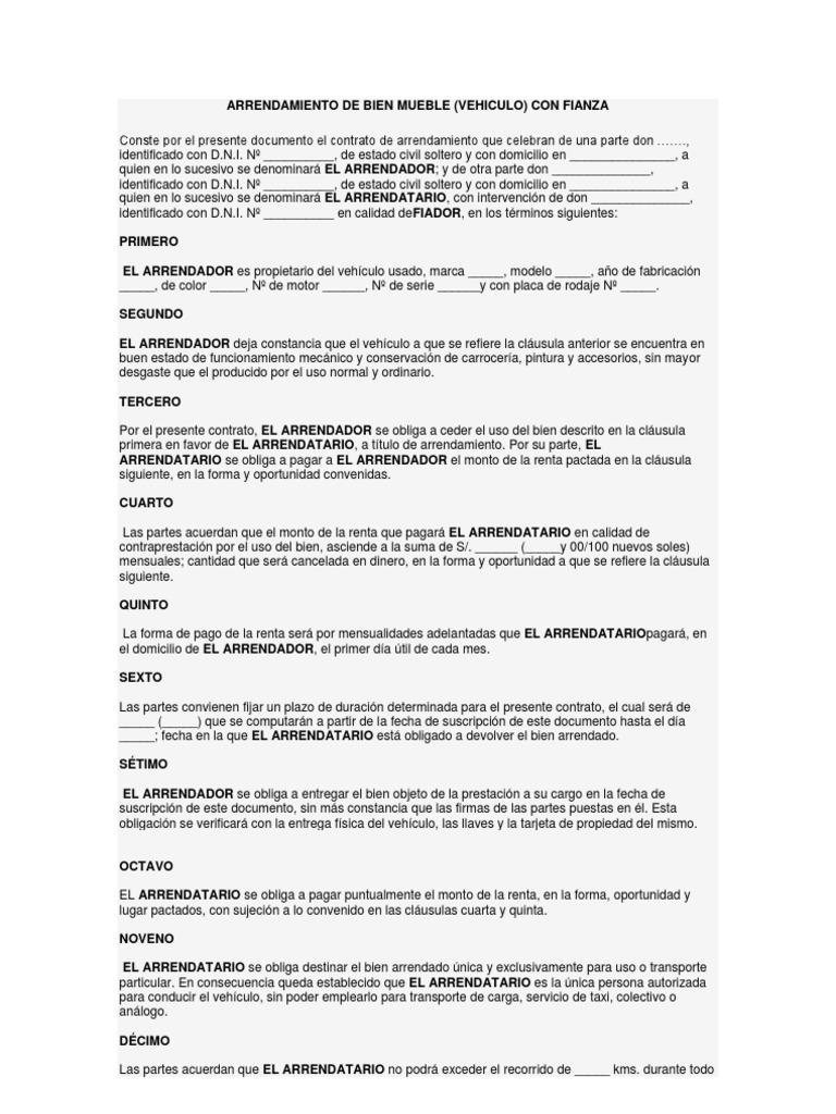 contrato de subarriendo oficina pdf
