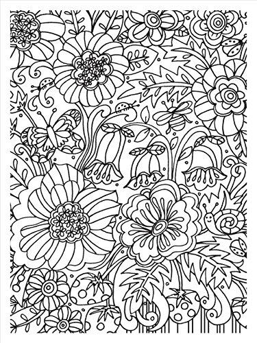 arte antiestrés 100 láminas para colorear pdf