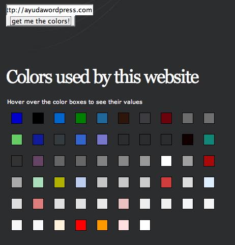 como saber los colores de un pdf