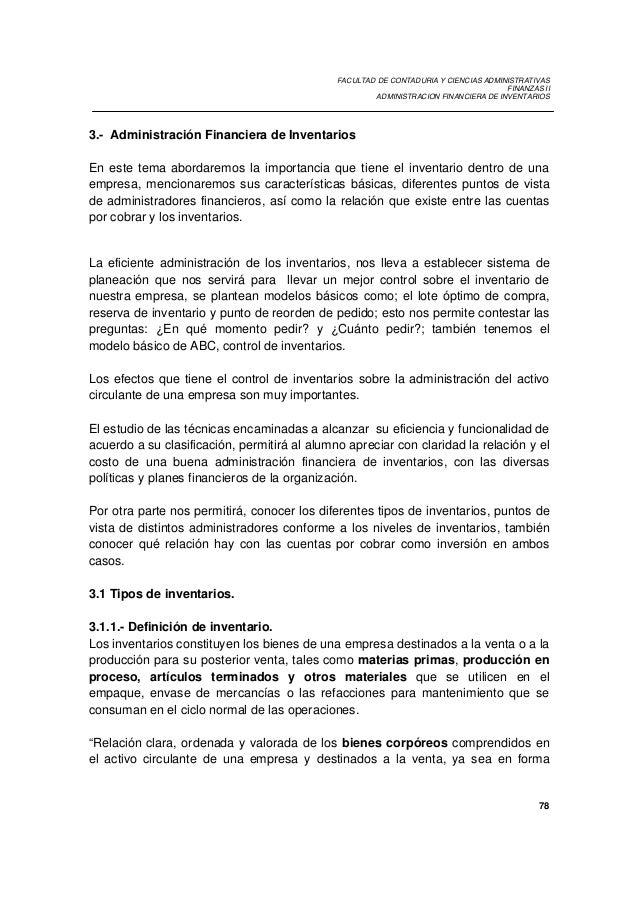 administración de la producción y los inventarios pdf