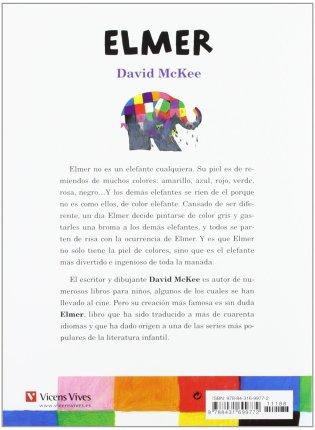 cuento elmer de david mckee pdf gratis