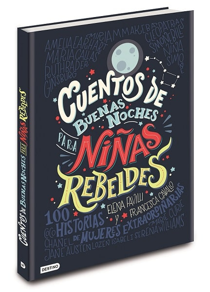 cuentos de buenas noches para niñas rebeldes español pdf