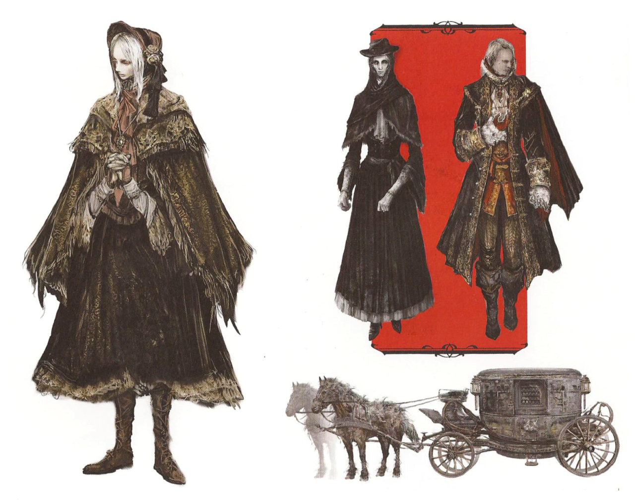 bloodborne concept art book pdf