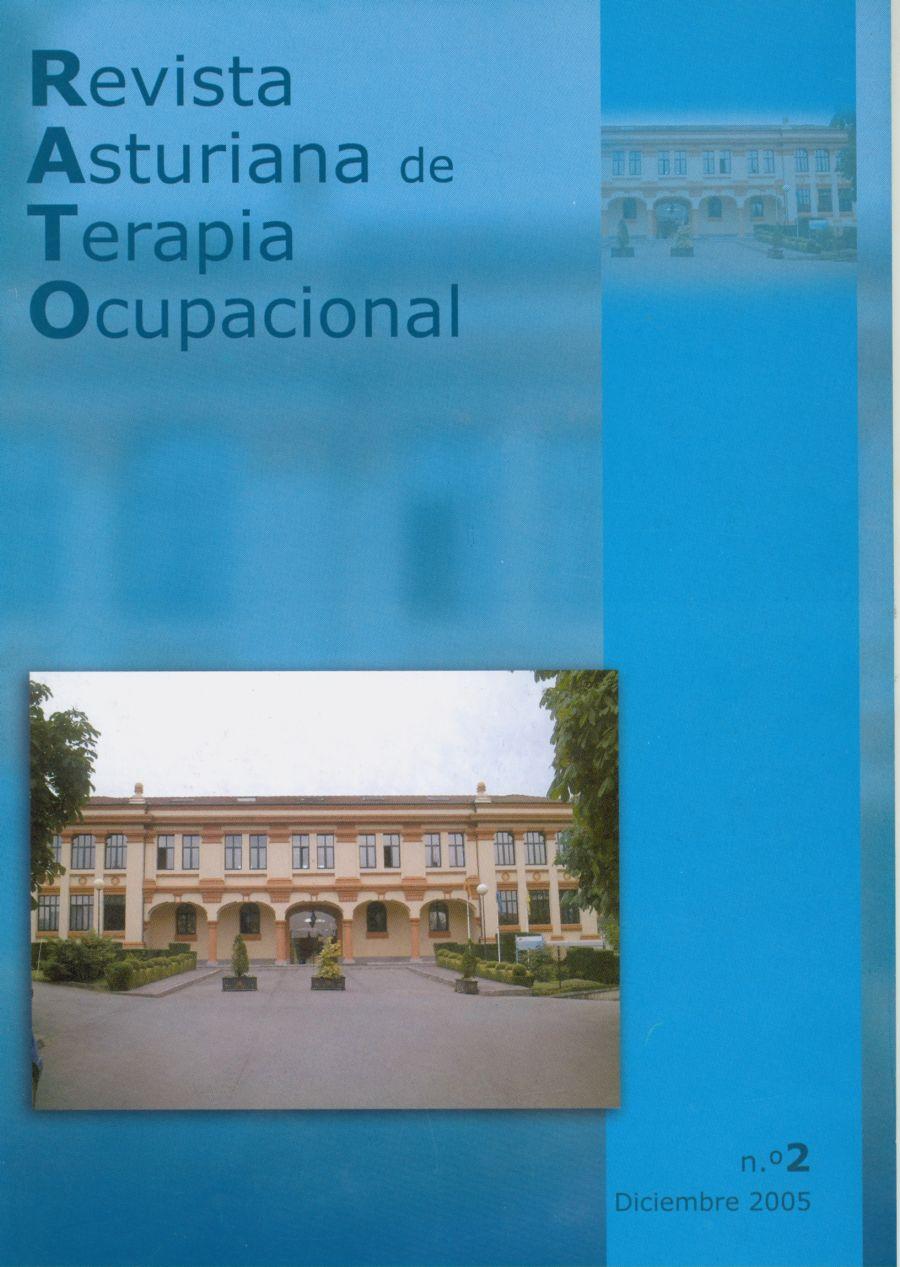 articulos de terapia ocupacional pdf
