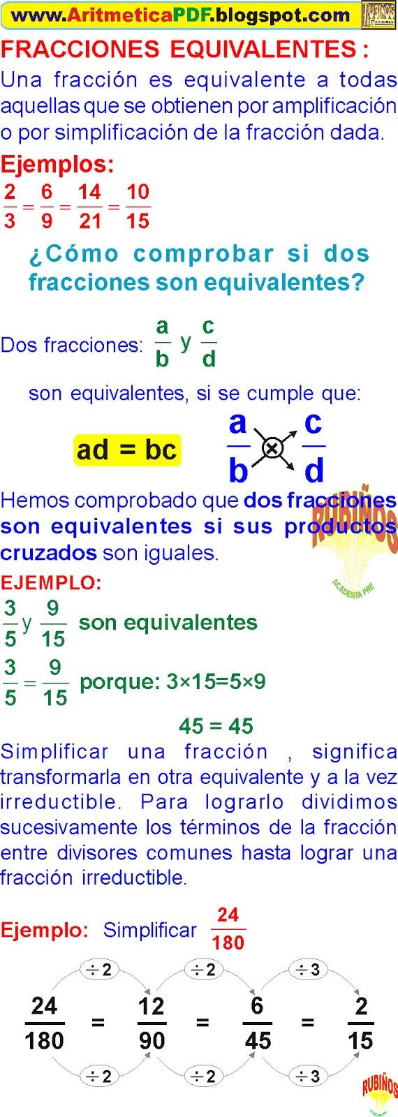 articulo fracciones iguales o equivalentes pdf
