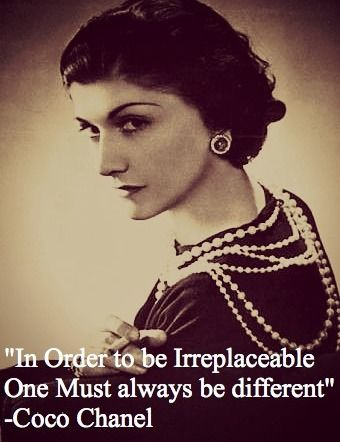 coco chanel famous people pdf