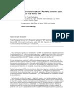 declaracion de la conferencia de alma ata pdf