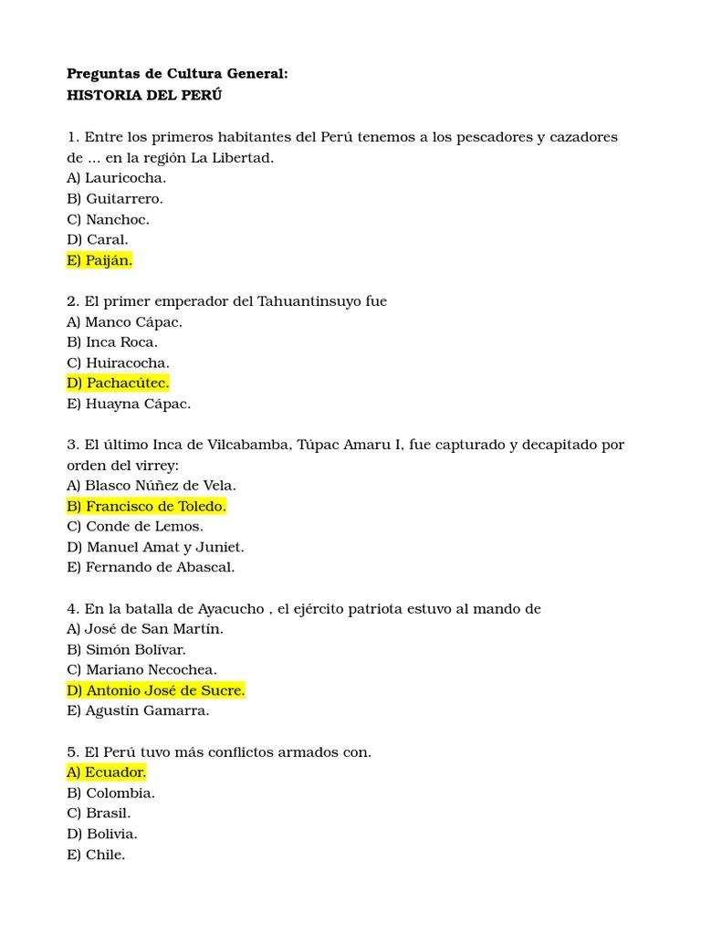 1000 preguntas cultura general pdf