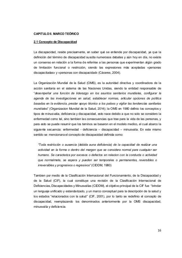 concepto de inclusión chile pdf tesis