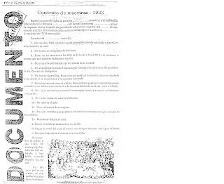 contrato de maestras 1923 pdf