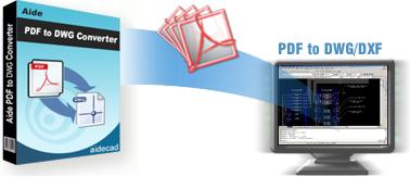 convert pdf a dwg en autocad 2019