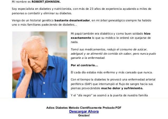 adios diabetes robert johnson pdf