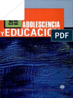 adolescencia y educacion krauskopf pdf