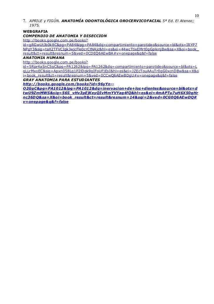 anatomía odontológica funcional y aplicada pdf