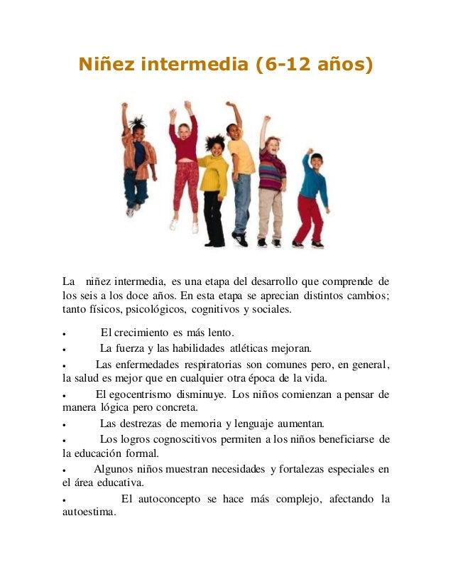 autoestima en niños de 6 a 12 años pdf