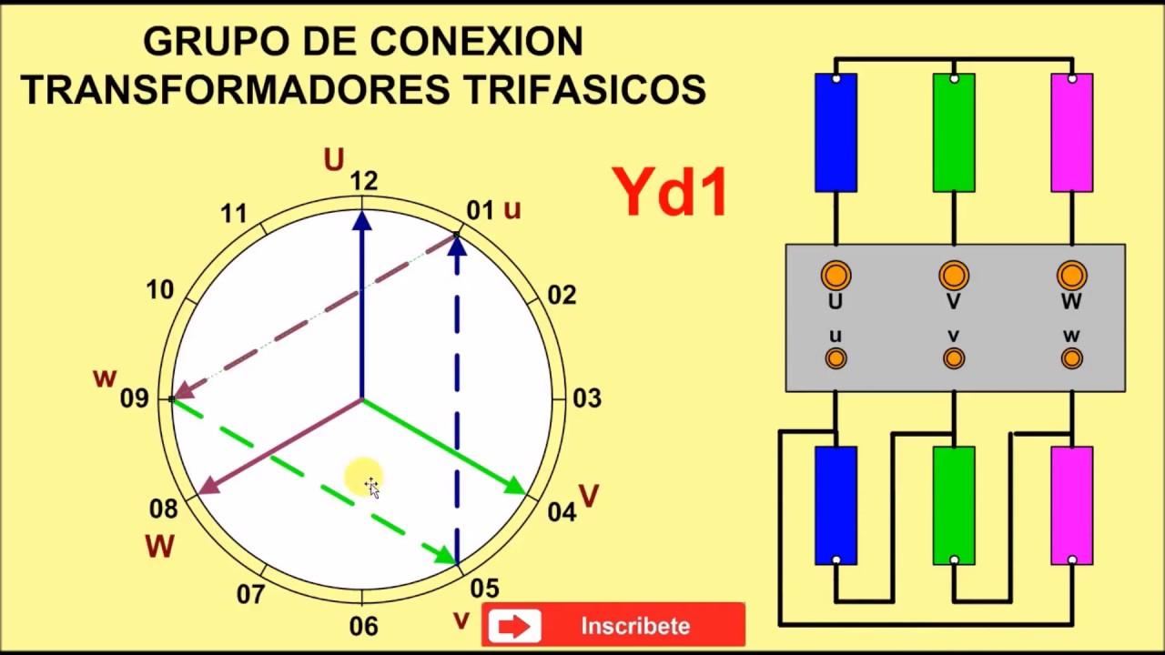 conexiones de transformadores trifasicos pdf
