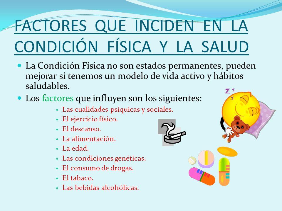 condicion de salud es pdf