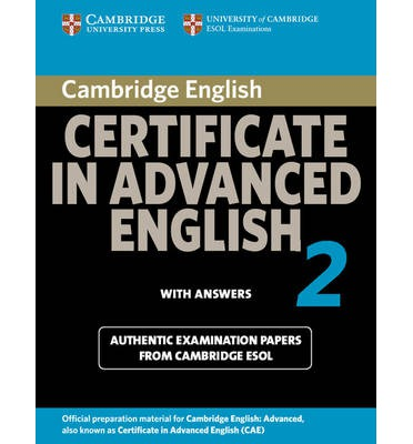 cambridge certificate in advanced english with answers pdf