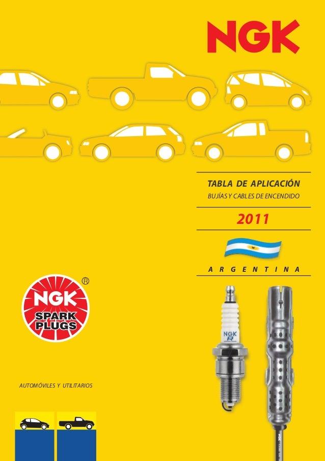catalogo bujias ngk 2018 pdf