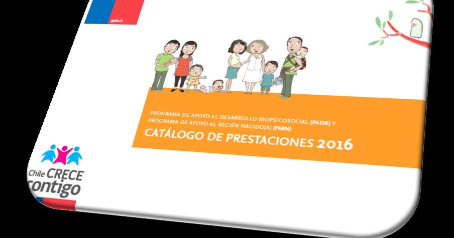 catalogo de prestaciones chile crece contigo pdf
