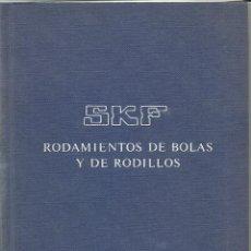 catalogo rodamientos rodillos conicos skf pdf