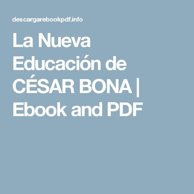 cesar bona la emocion de aprender pdf
