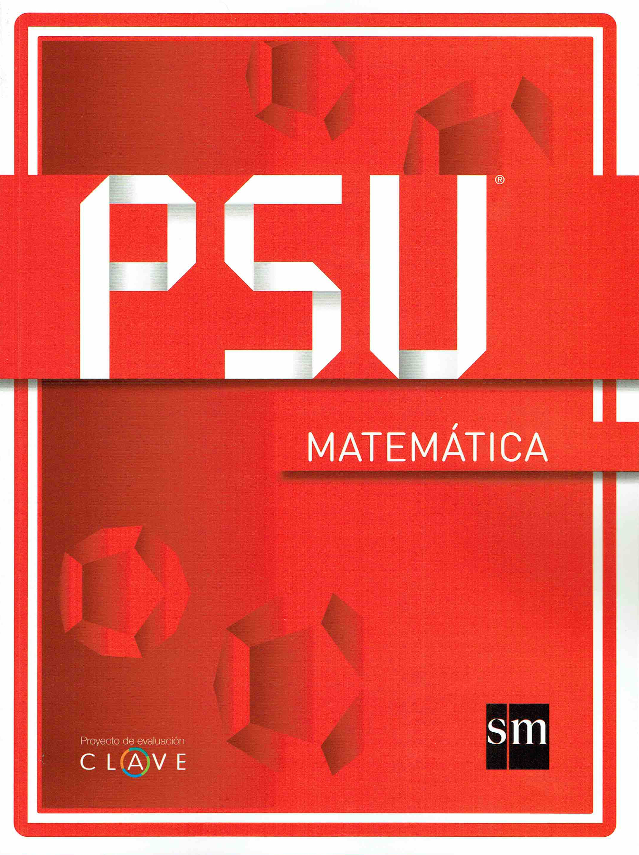 clave psu matematica editorial sm pdf
