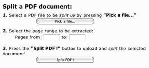 como dividir o cortar un pdf