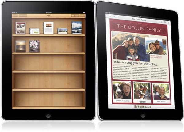 como pasar libros pdf a ipad