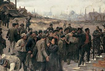 condiciones de trabajo del obrero industrial