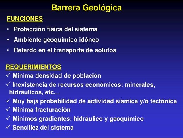condiciones estructurales idóneas para que tengan los recursos