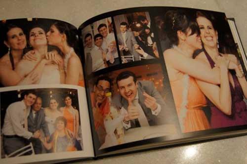 criar livro de fotos pdf