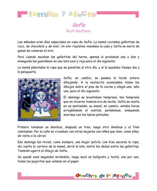 cuentos del derecho del niño pdf