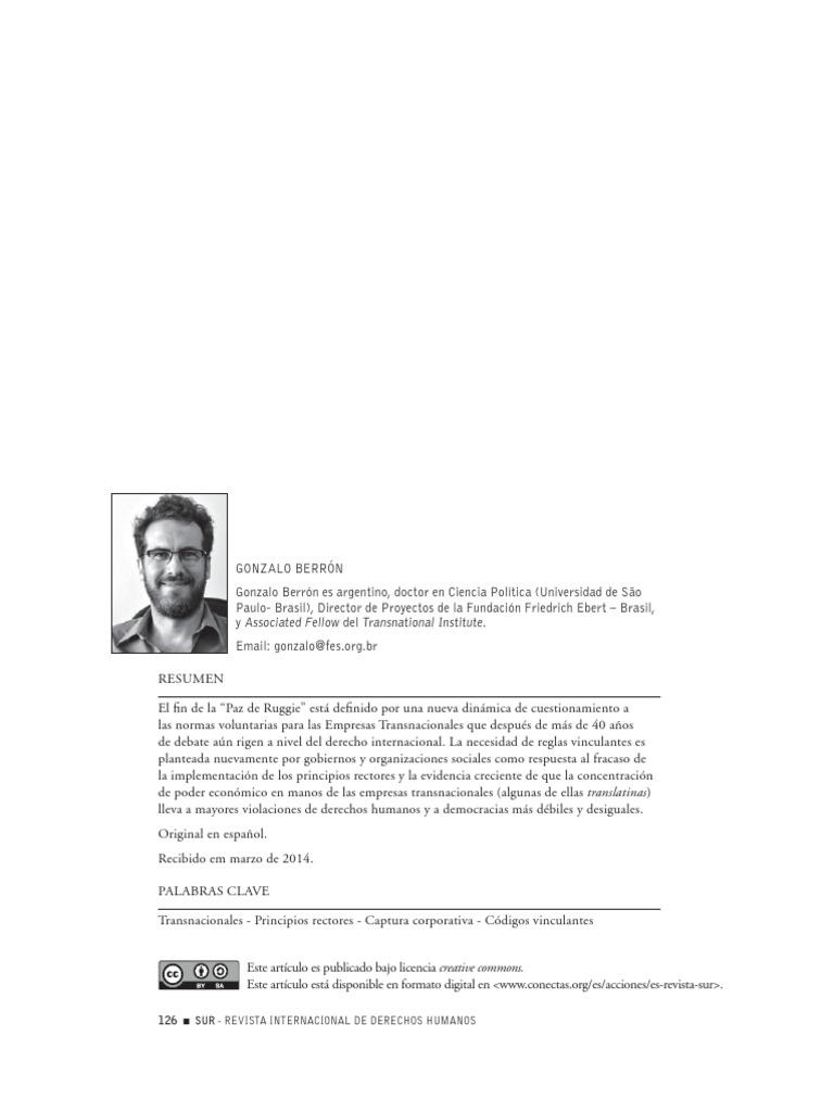 democracia y derechos humanos pdf