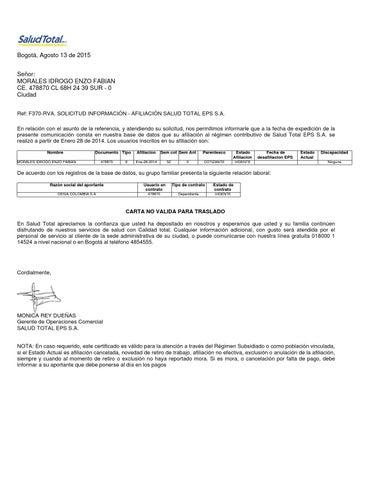 certificado solicitud superintendencia de salud