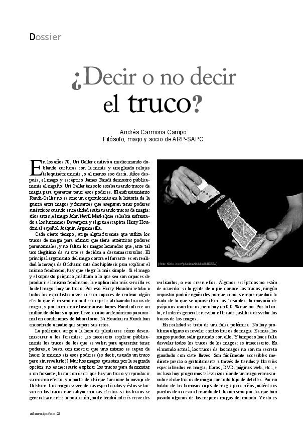 decir no es saludable pdf