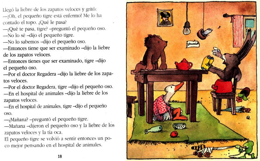 cuento yo te curare dijo el pequeño oso en pdf