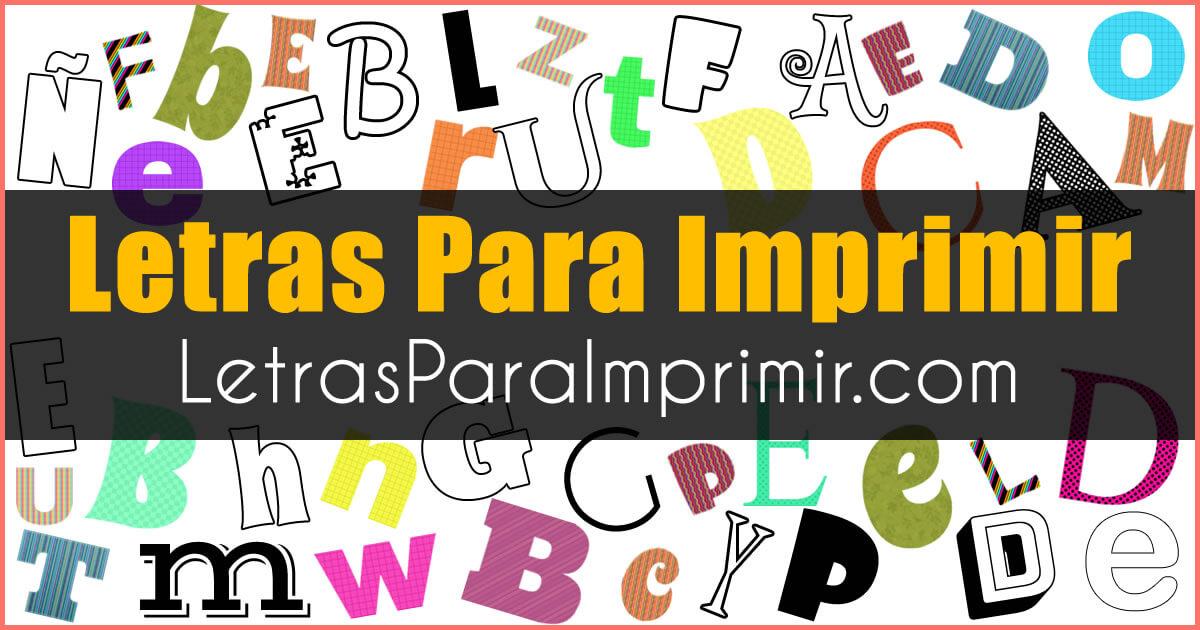 abecedario completo tamaño carta pdf