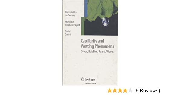 capillarity and wetting phenomena download pdf